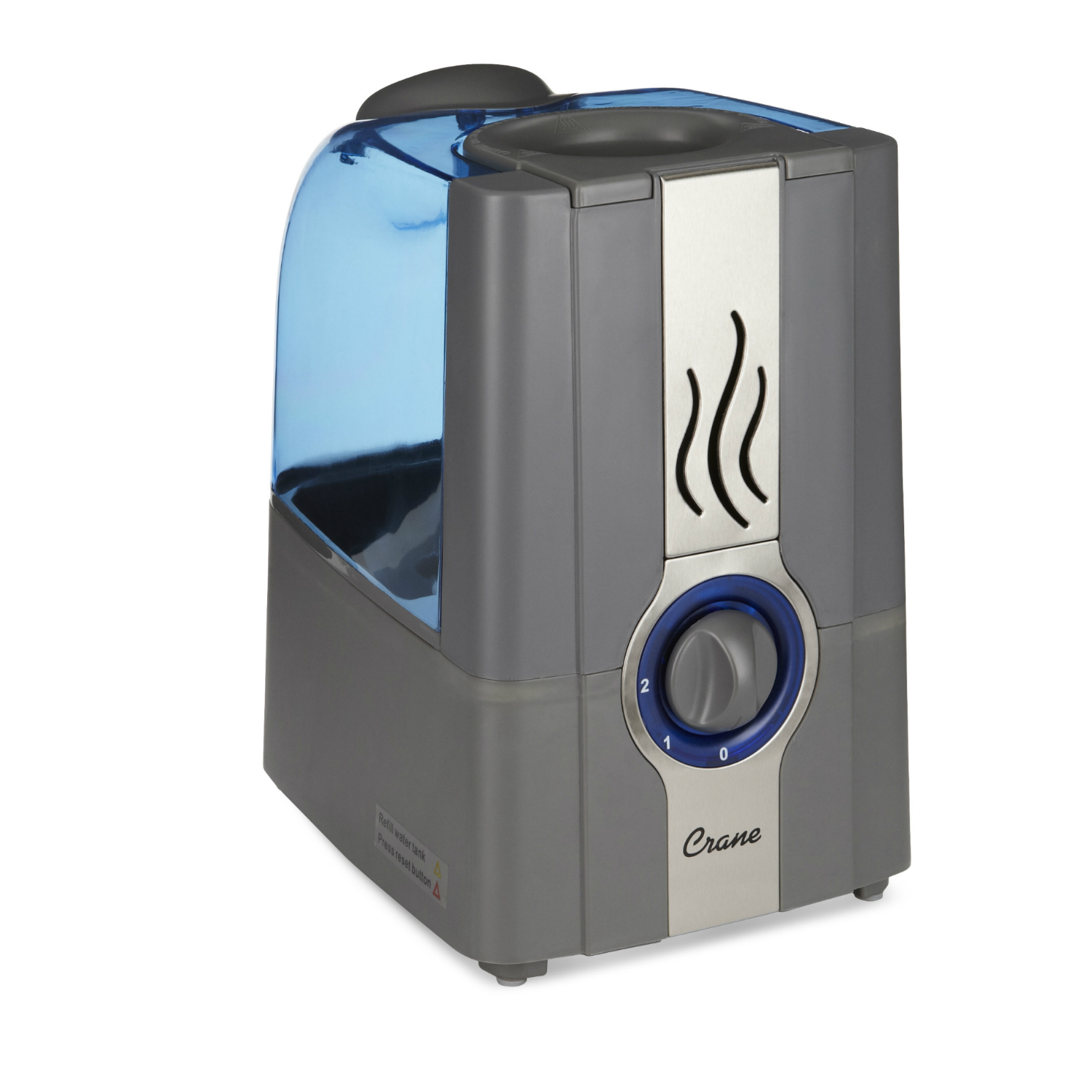Crane Warm Mist Baby Humidifier With Tip Over Switch